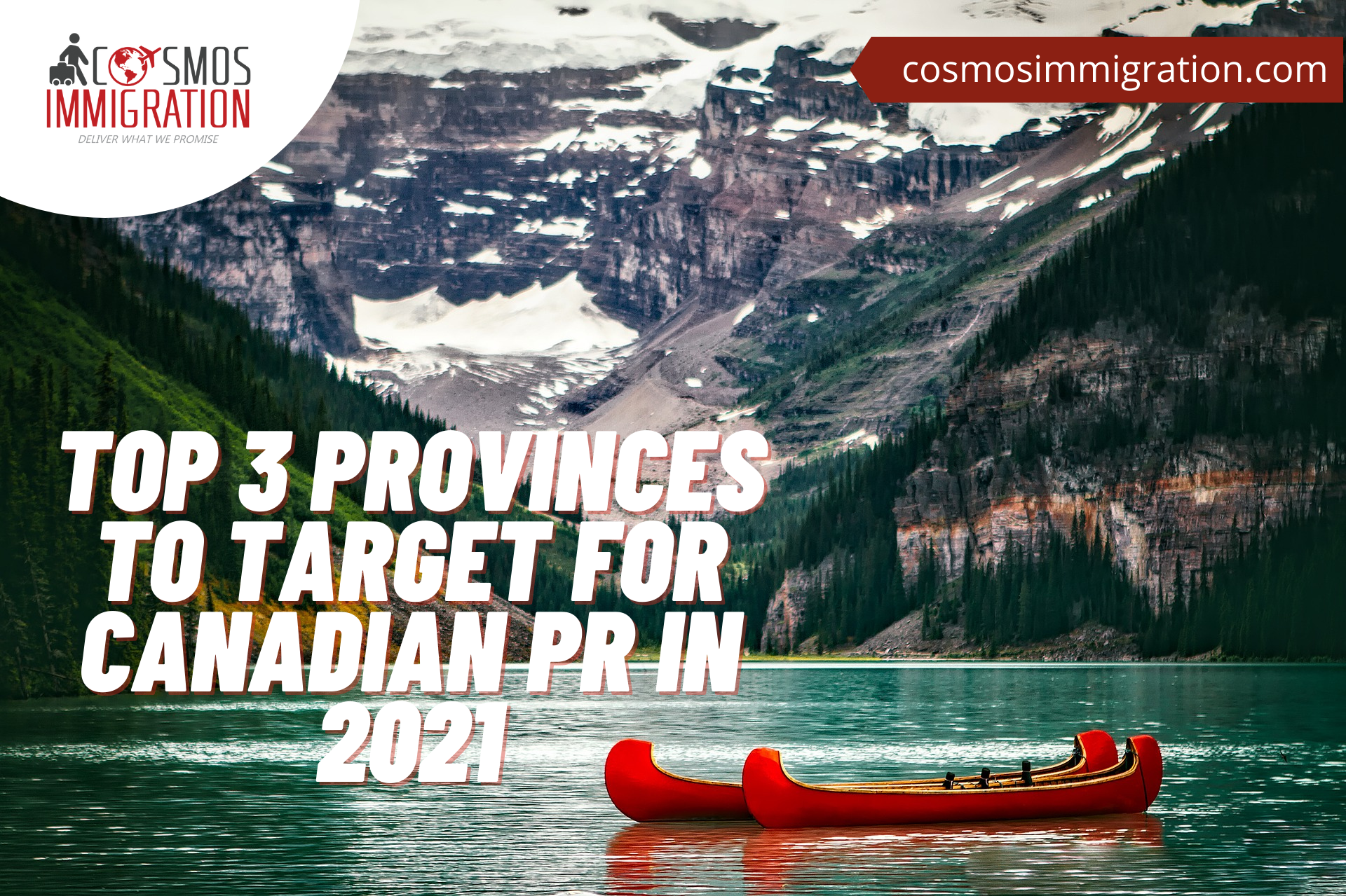 PROVINCES TO TARGET FOR CANADIAN PR