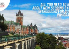 Here's What You Need To Know About New Scoring System Introduced For Quebec Immigration