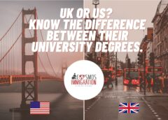 UK or US? Know the difference between their University Degrees.