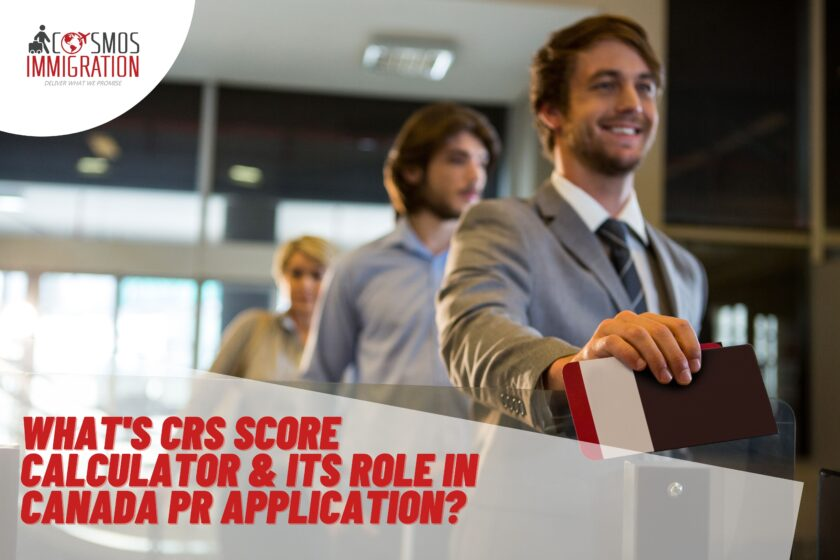 CRS Score For Canada Immigration